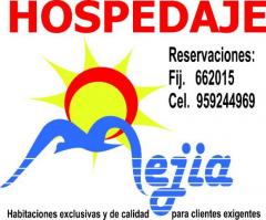 Hoteles en Mollendo, Mejia