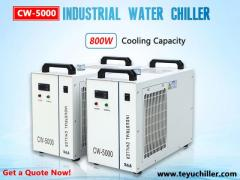 Pequeño sistema de enfriador de agua CW5000